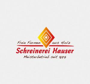 <span>Schreinerei Hauser</span><i>→</i>